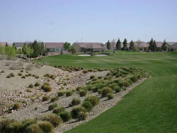 Aliante Golf Club North Las Vegas Nevada Hole 13