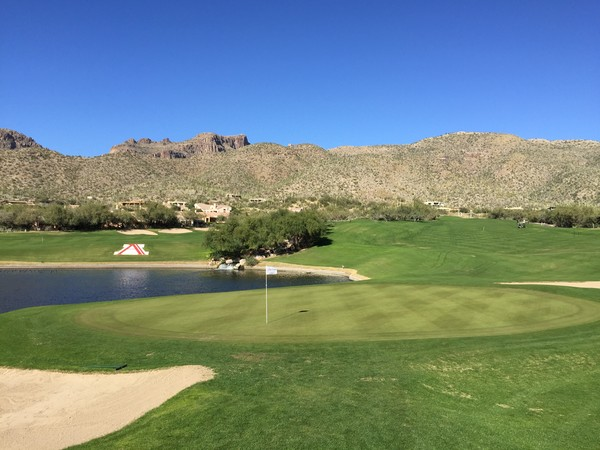 Arizona National Golf Club Tucson Arizona