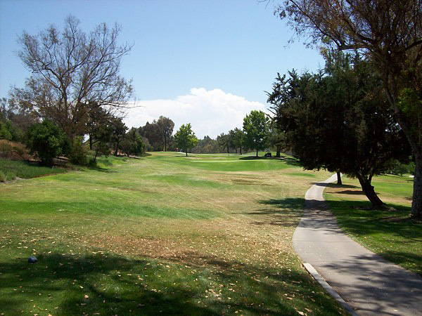 Mission Trails Golf Coruse San Diego, CA. Hole 3 Par 3