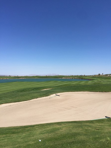 Las Vegas Paiute Golf Resort Las Vegas Nevada