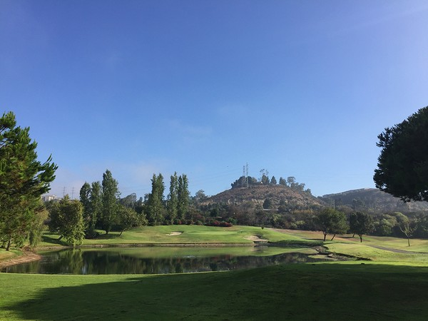 Riverwalk Golf Club Presido Hole 2 San Diego CA