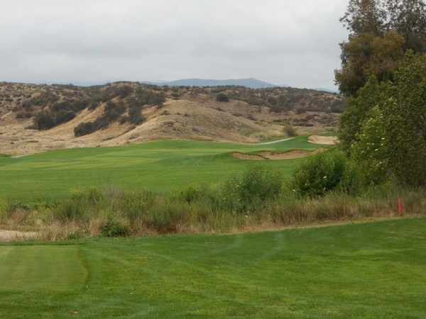 Morongo Golf Club Tukwet Canyon Beaumont California LEGENDS Hole 13