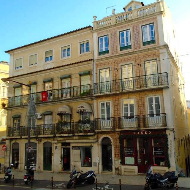 Lissabon's Príncipe Real: Altbauten und Neumieter?