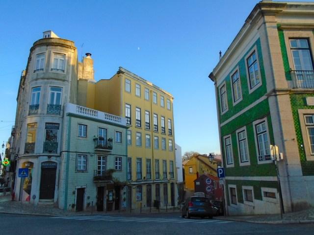 Wer in diesen Wohnungen in Lissabons Príncipe Real wohl wohnt?