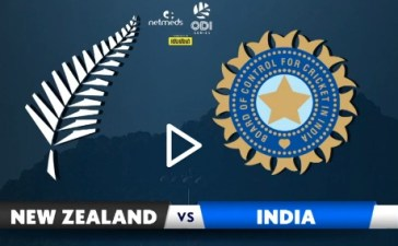 India vs New Zealand 3rd ODI Highlights