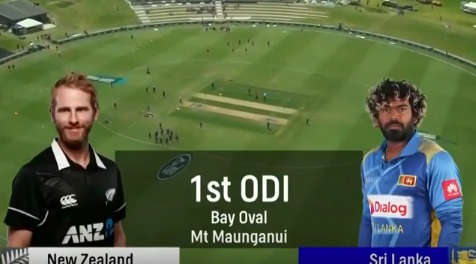 New Zealand vs Sri Lanka 1st ODI 2018 Highlights 3 Jan 2018