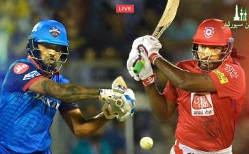Dehli Capitals vs Kings XI Punjab Live Match