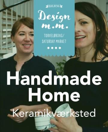 Handmade Home poster