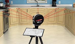 Laser Products LT-2D3D-measuring-kitchen