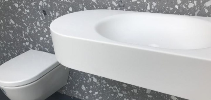 CoveringsETC Introduces Venetian Terrazzo - Torcello Grey G