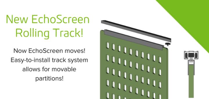 Kirei EchoScreen Rolling Track