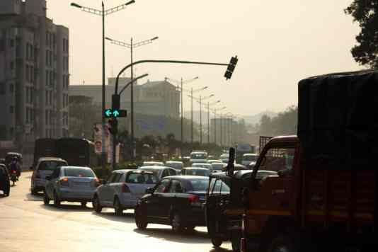 Mumbai Traffic | Bans BS III Vehicles | Greensutra