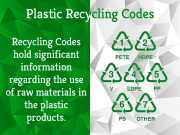 Plastic Recycling Codes: What do these numbers mean?