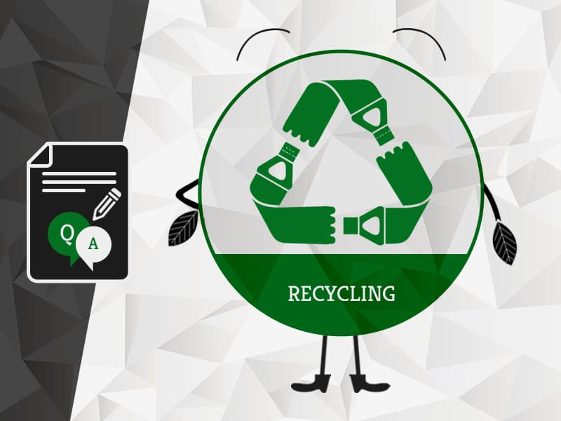 Recycling | Question Category | Experts Corner | Greensutra | India