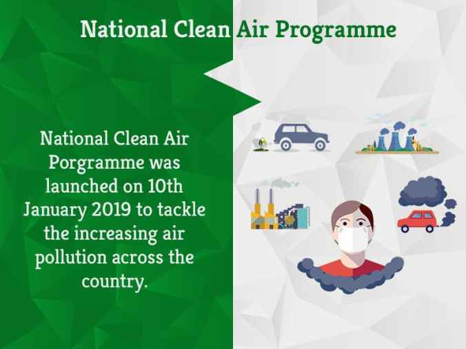 National Clean Air Programme - All you need to know | GreenSutra | India