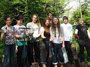 Take Part - Young people conserving their environment