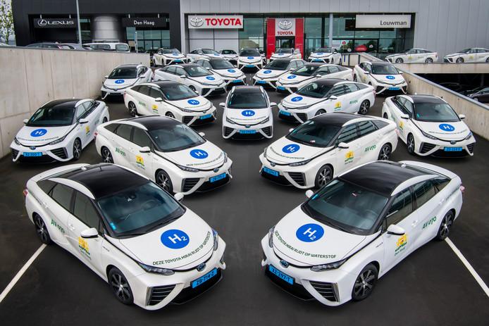 AD: 35 waterstoftaxi's kondigen 'nieuw tijdperk' aan