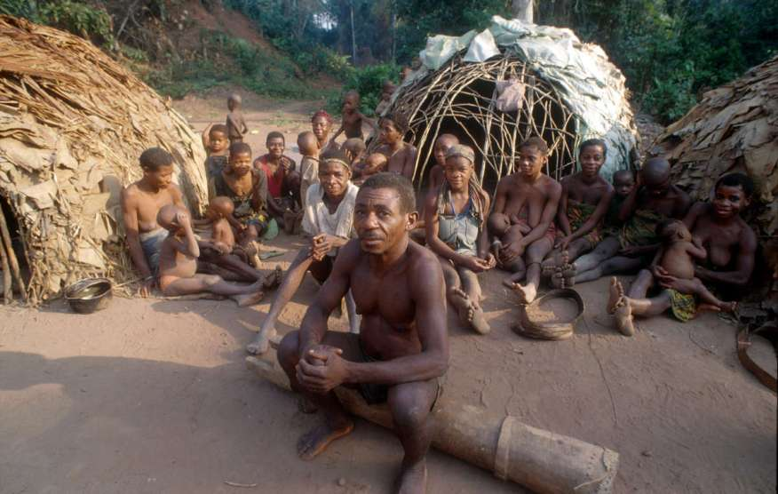 Indigenous communities in central Africa evicted as a result of conservation projects