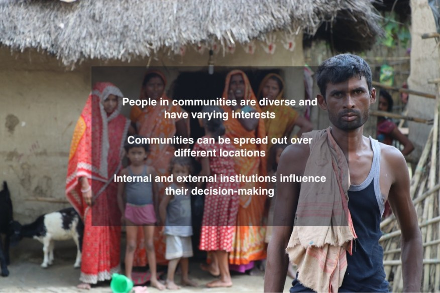 Indigenous and local communities in conservation