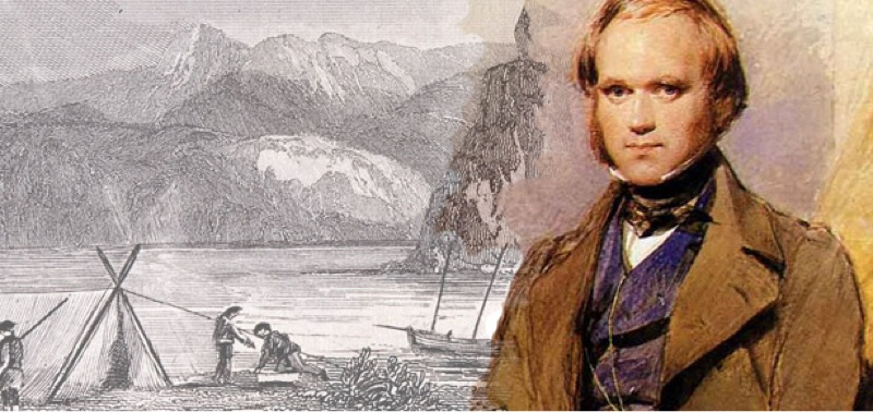 Charles Darwin and his Beagle voyage