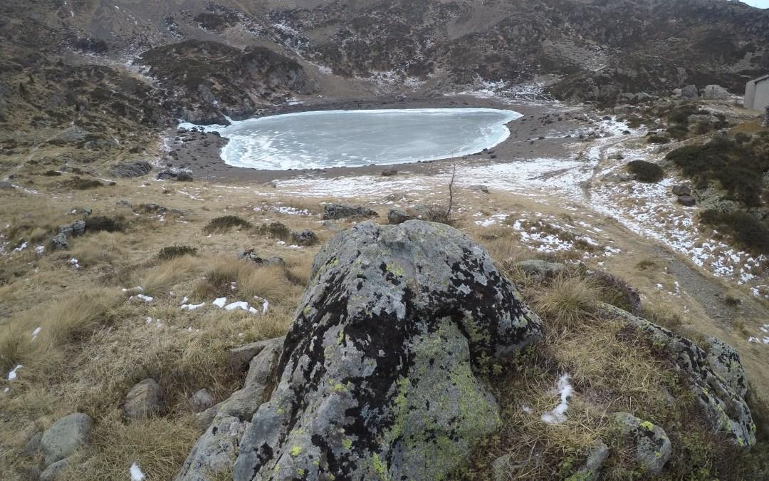 Passeggiata al lago di Erdemolo