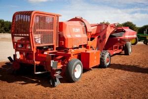 Farm Equipment Display