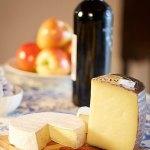 GVPC pecans wine and cheese