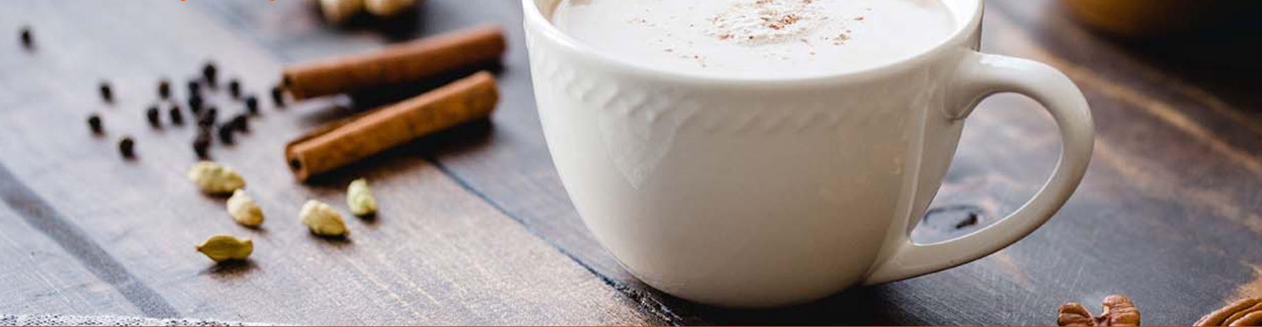 Pecan Milk Chai Latte