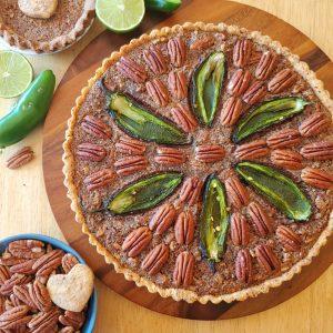 Sonoran Pecan Pie