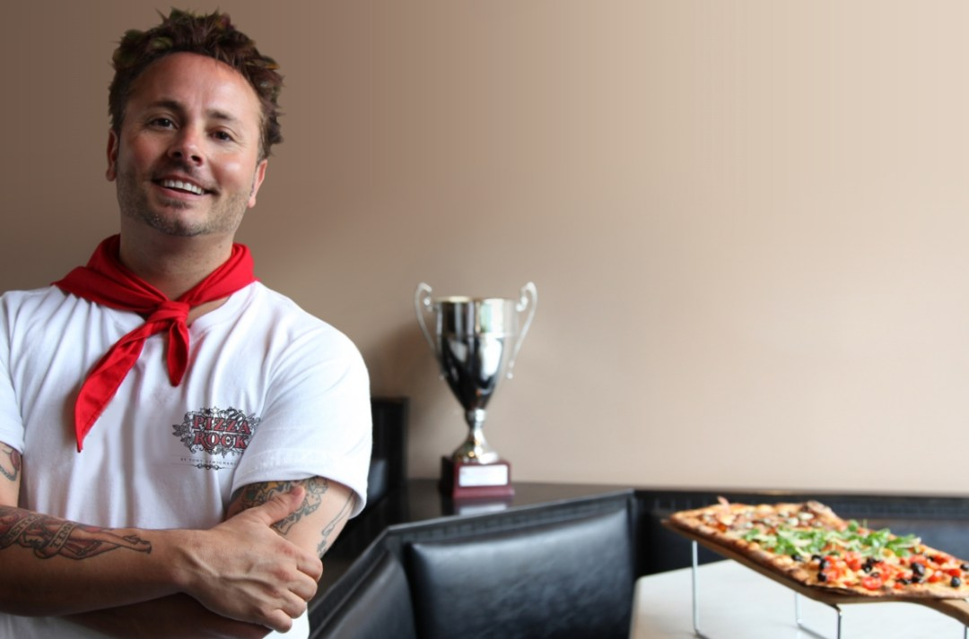 A photo of Chef Tony Gemignani