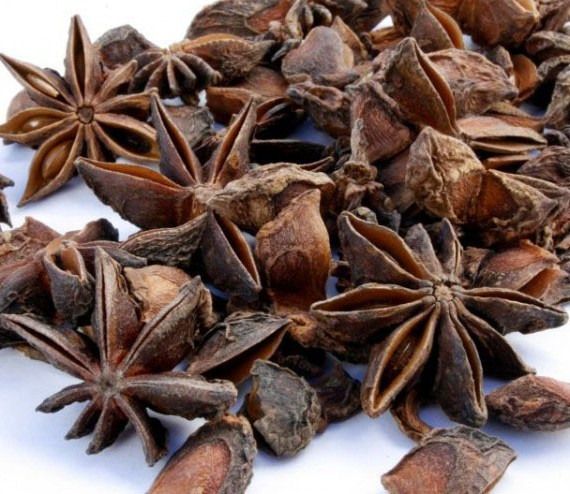 Anise Star Whole - 20gm