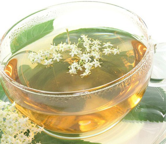 elder-flower-tea