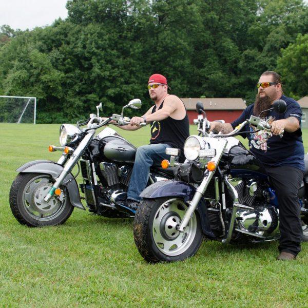 Floyd Sensenig Motorcycle Ride
