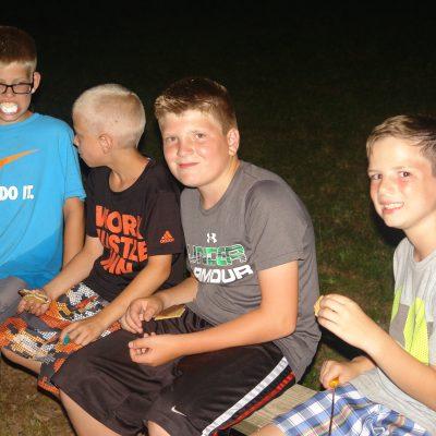 Summer Camp - Campfire Activities