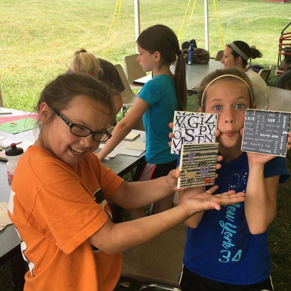 Summer Camp - Kids Crafts