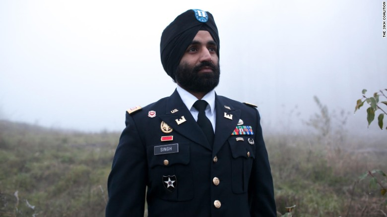 Sikh US Army Captain Allowed To Keep Beard And Wear