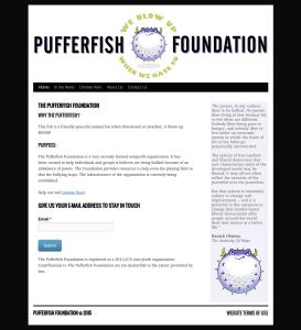 Puffer Fish Foundation