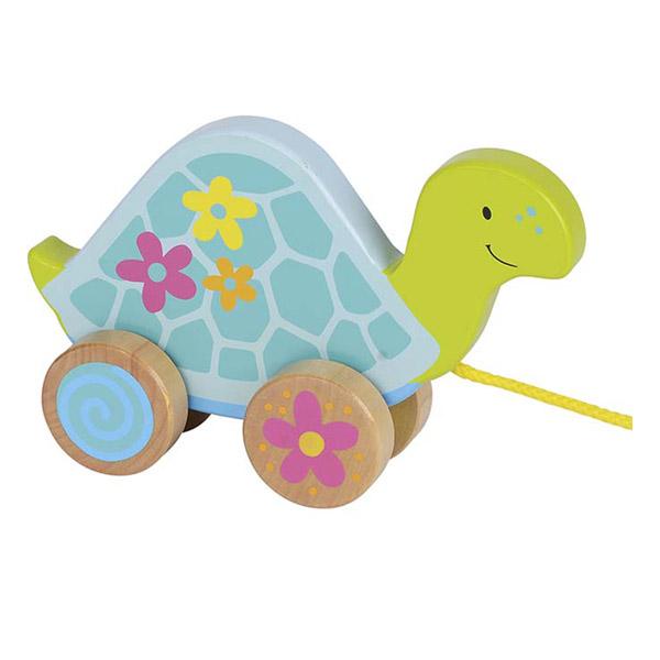 tortue à tirer
