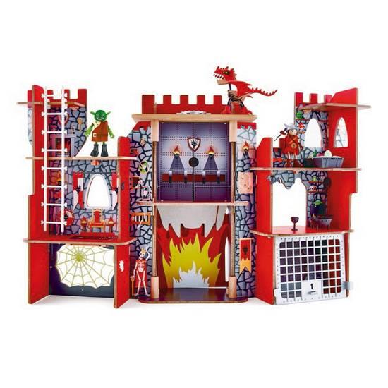 jouet château-fort