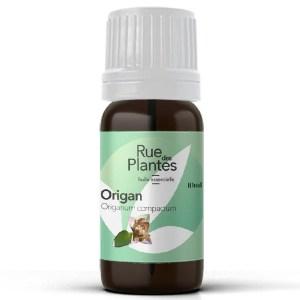 Trousse de secours aromatique : Huile essentielle d'origan, Rue des Plantes