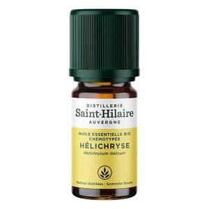 Trousse de secours aromatique : huile essentielle d'hélichryse, De Saint Hilaire