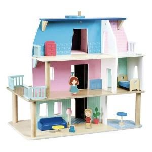 Ma maison de poupées, Vilac