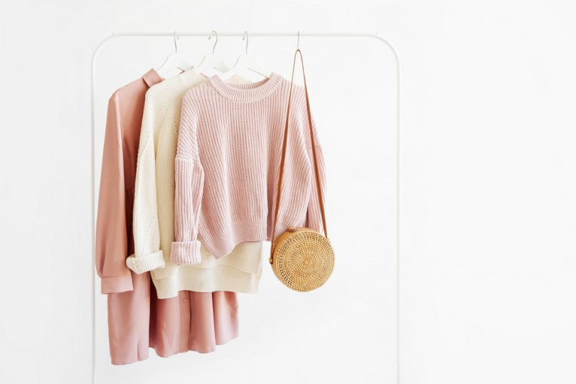 slow conso capsule wardrobe