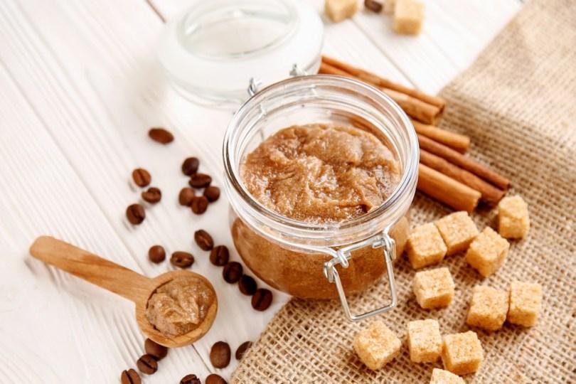 aliments cosmétiques : sucre