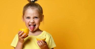 alimentation de l'enfant