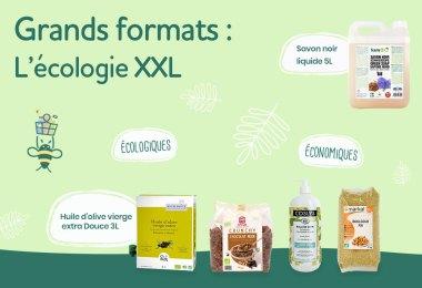 Grands formats : l'écologie XXL