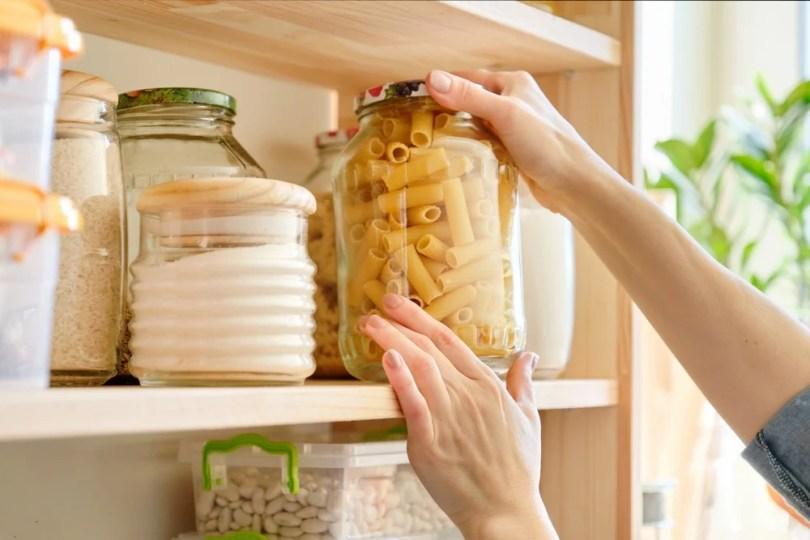achats en grands formats : bien conserver les aliments