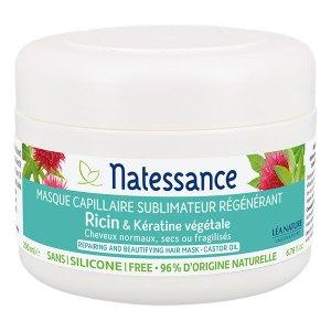 Masque capillaire sublimateur régénérant Natessance