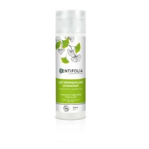 Lait démaquillant hydratant, Centifolia