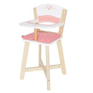 Chaise haute pour poupée, hape